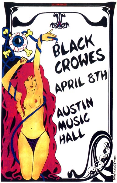 crowes 1999 april